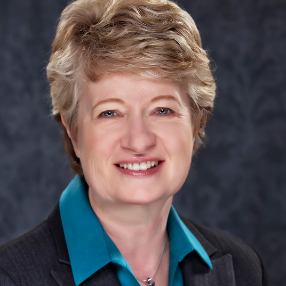 Portrait: Sherry Lacey, Olympic Tax & Consulting, 2021 Board member